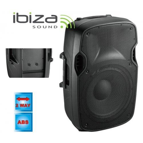 """Ηχείο παθητικό επαγγελματικό 15""""/38cm 8Ω 600W XTK15 Ibiza Sound"""