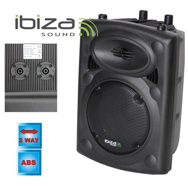 """Ηχείο παθητικό επαγγελματικό 12""""/30cm 8Ω 600W SLK12 Ibiza Sound"""