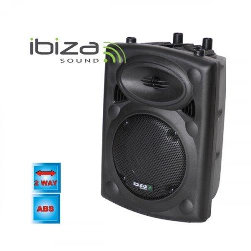 """Ηχείο παθητικό επαγγελματικό 8""""/20cm 8Ω 300W SLK8 Ibiza Sound"""