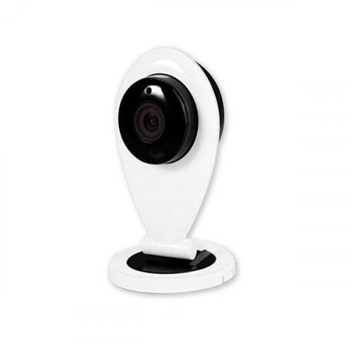 Κάμερα Mini ασύρματη-ενσύρματη 3.6mm IP CMOS 60215 Άσπρη Bender