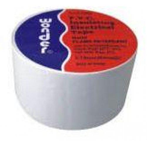 Μονωτική ταινία PVC κλιματιστικού 0.13χ38χ18.3mm λευκή K1ZB0 Wonder