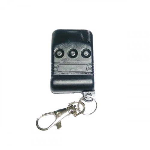 Τηλεχειριστήριο 3 εντολών γκαραζόπορτας 433,92 Mhz red Black SM-50