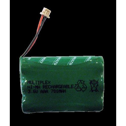 Μπαταρία 3xAAA 3.6V 700mAh+ καλώδιο universal plug Fujitron