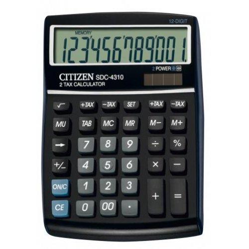 Citizen ηλιακό+μπαταρία 12d SDC-4310