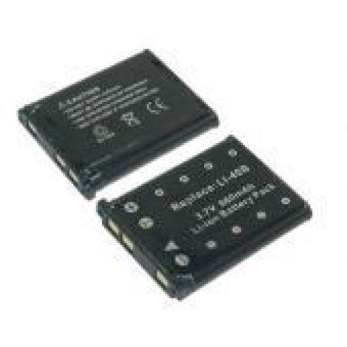 Μπαταρία 3.7V 2.7Wh 700mAh Li-Ion για φωτογραφικές Casio, Fujifilm, Kodak, Nikon, Olympus, Pentax PL140 Fujitron