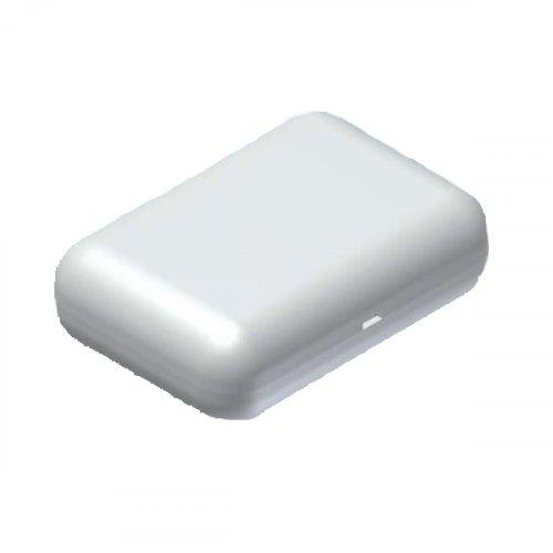 Κουτί Pocket Soap 1 10007.5 Λευκό 80x56x24mm Teko