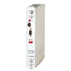 Transmodulator DVB-S/S2 -> COFDM MTI-800 IKUSI