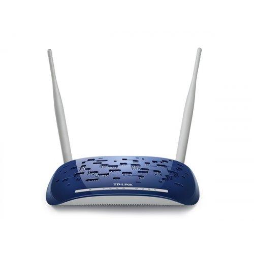 Modem Router Ασύρματο N ADSL2 TD-W8960N TP-LINK