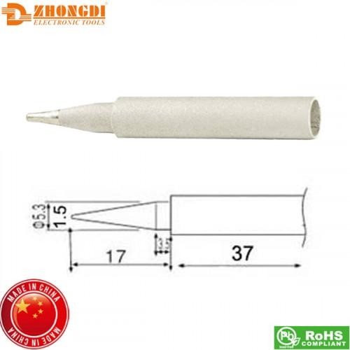 Μύτη κολλητηρίου 1.5mm N2-16 για κολλητήρι σταθμού ZD-23
