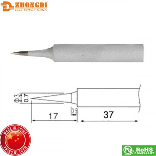 Μύτη κολλητηρίου 0.7mm N2-26 για κολλητήρι σταθμού ZD-23 Zhongdi