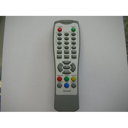 Τηλεχειριστήριο MPEG-2 DVB-T9206