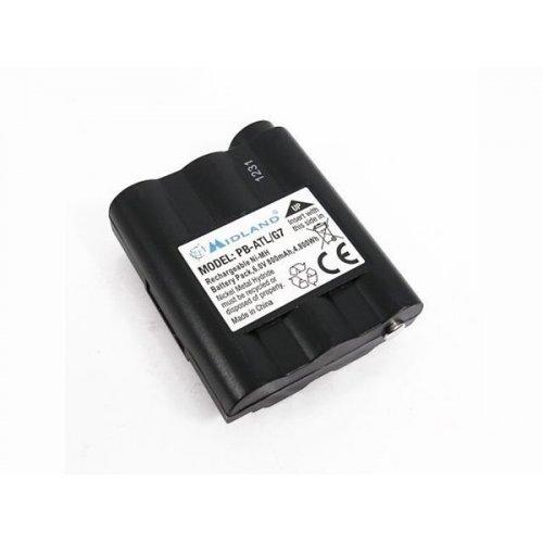 Μπαταρία pack 5 pcs x AAA 6V 800mAh Ni-Mh για PMR PB-ATL/G7 MIDLAND