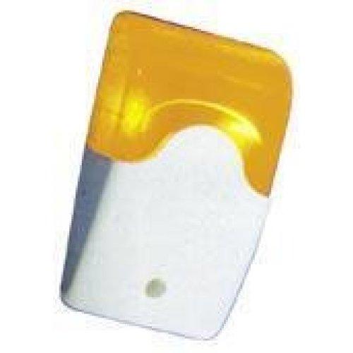 Σειρήνα με φλας κίτρινη 12V PS-913Y