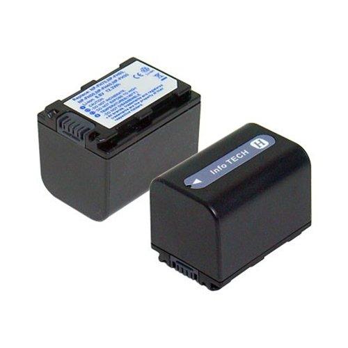 Μπαταρία 6,8V 12.2wh 1500mAh Li-Ion για βιντεοκάμερες Sony NP-FH30, NP-FH40 PL67 Fujitron