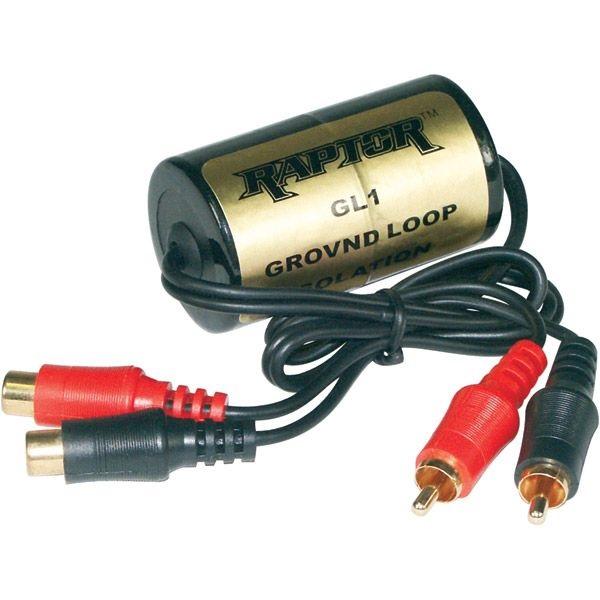 Φίλτρο αντιπαρασιτικό ήχου RCA->RCA SH-504
