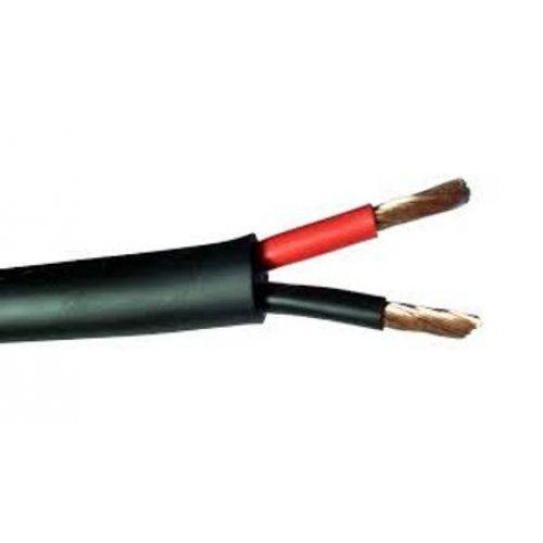 Καλώδιο ηχείων μαύρο 2x2.5mm 46381 Belden