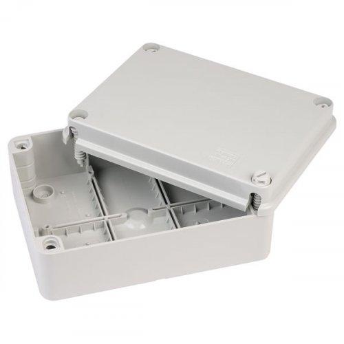 Κουτί πλαστικό IP56 190x140x70mm γκρι GW44207 GEWISS