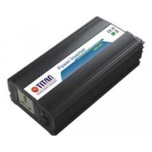 Inverter 12V->230V 600W HW-600v6 TITAN Τροποποιημένο Ημίτονο
