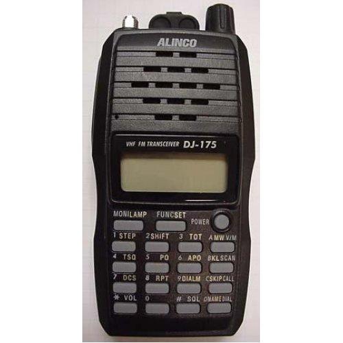 Πομποδέκτης Φορητός VHF DJ-175 Alinco