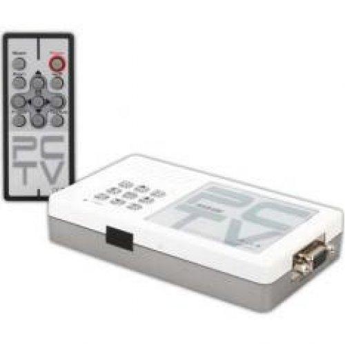 Μετατροπέας VGA->VIDEO CMP-TELVIEW2