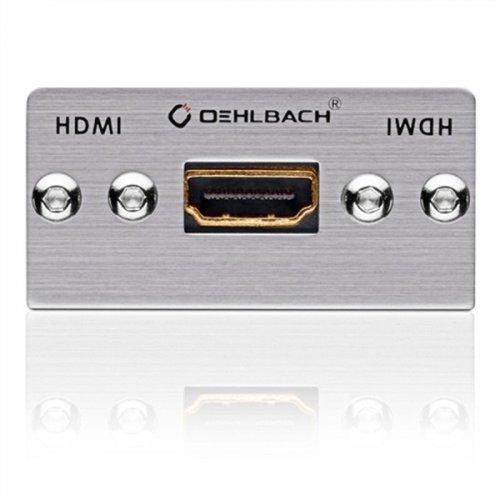 Πρίζα HDMI Γωνία 8810 Oehlbach