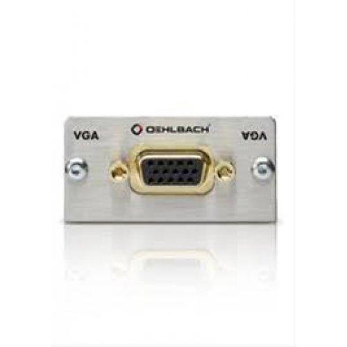 Πρίζα VGA Με Ακροδέκτες 8813 Oehlbach