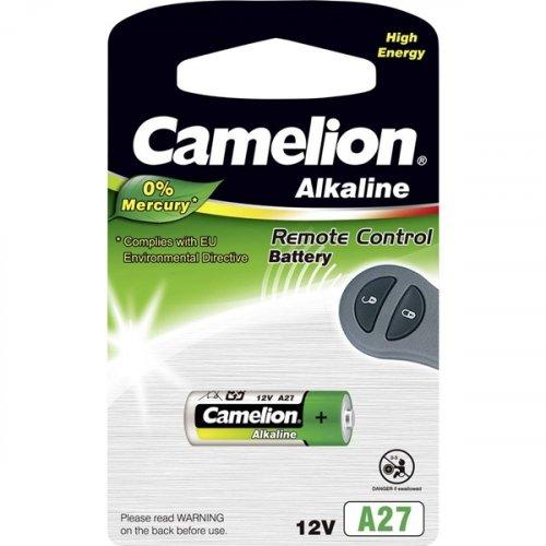Μπαταρία alkaline plus 12V A27 BL1pcs Camelion