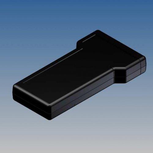 Κουτί TBT-B.9 ABS Μαύρο 163x88x25mm Teko