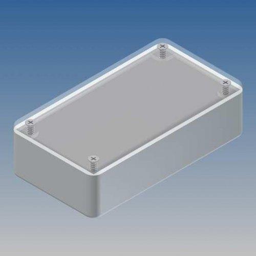 Κουτί COFFER-TP1.5 COVER 100x55x29mm 0.5mm πλαστικό Teko