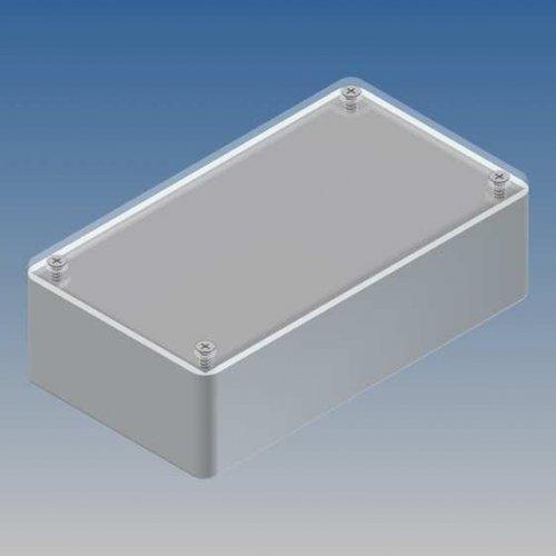 Κουτί COFFER-TP2.5 COVER 125x70x39mm 0.5mm πλαστικό Teko