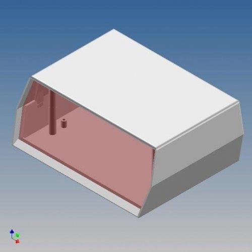 Κουτί D-12.5 DIGITAL 119.5x89x50mm Teko