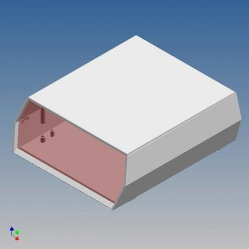 Κουτί D-13.5 DIGITAL 135x150x54mm Teko