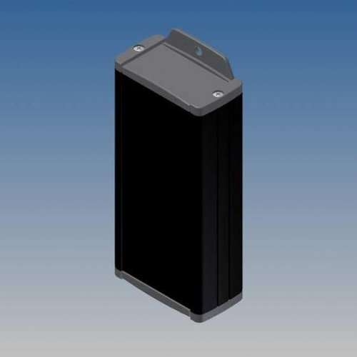 Κουτί TEKAL-13E.29 125x59.9x30.9mm Αλουμινίου Teko