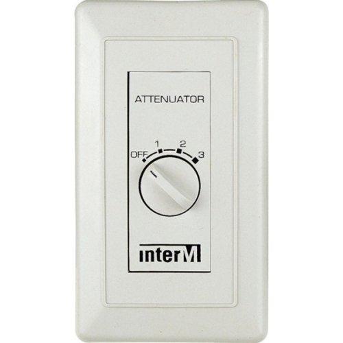 Ρυθμιστής έντασης 330Ω 7-30W ATT-30