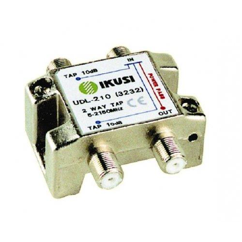 Διακλαδωτής TAP-OFF 2 way UDL-210 IKUSI