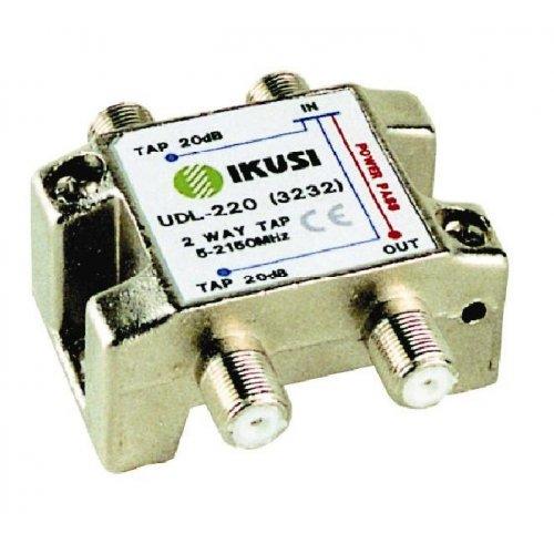 Διακλαδωτής TAP-OFF 2 way UDL-220 IKUSI