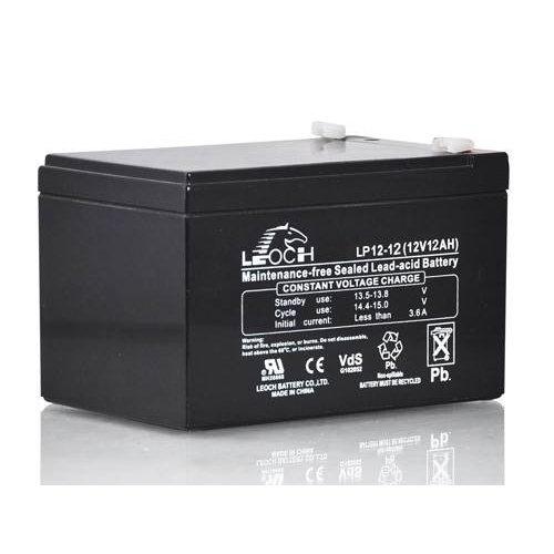 Μπαταρία 12V 1,3Ah μολύβδου TC Battery