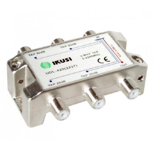 Διακλαδωτής TAP-OFF 4 way UDL-410 IKUSI