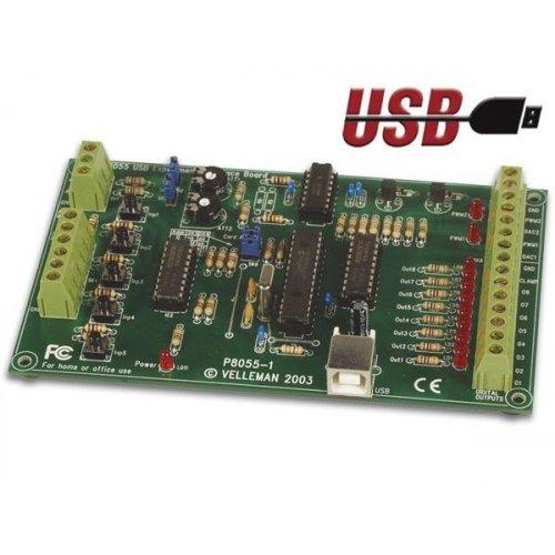 Πίνακας ελέγχου USB K8055