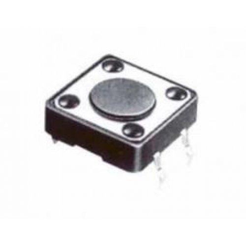Tact switch 12x12x4.3mm 4pin 1103ABF