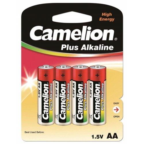 Μπαταρία alkaline Plus LR06 AA BL4pcs Camelion