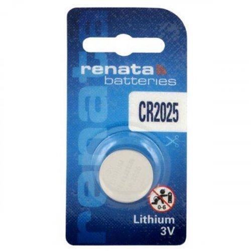 Μπαταρία Λιθίου 3V CR2025 Renata