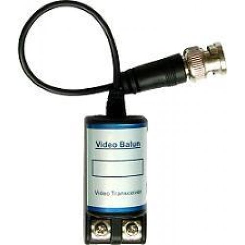 Video balun-converter BNC VDB-201C REALSAFE