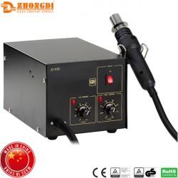 Σταθμός κόλλησης θερμού αέρα 320W SMD ZD-939B Zhongdi
