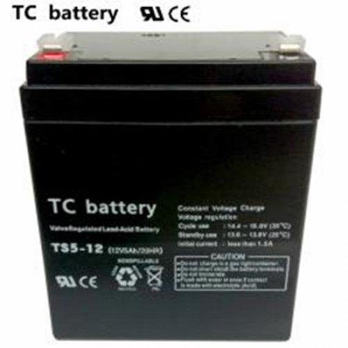 Μπαταρία 12V 5.0Ah μολύβδου TS5-12 TC Battery