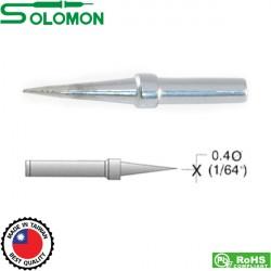 Μύτη κολλητηρίου 823(μακρυά) 0.4mm για το κολλητήρι SL-20I/SL-30I Solomon