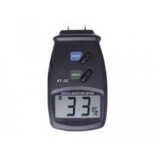Όργανο ψηφιακό KT-2G Μέτρησης υγρασίας