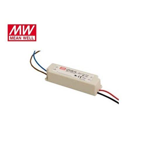 Τροφοδοτικό Led 230V IN -> OUT 12VDC 20W 1.67A IP67 LPV20-12 Mean Well