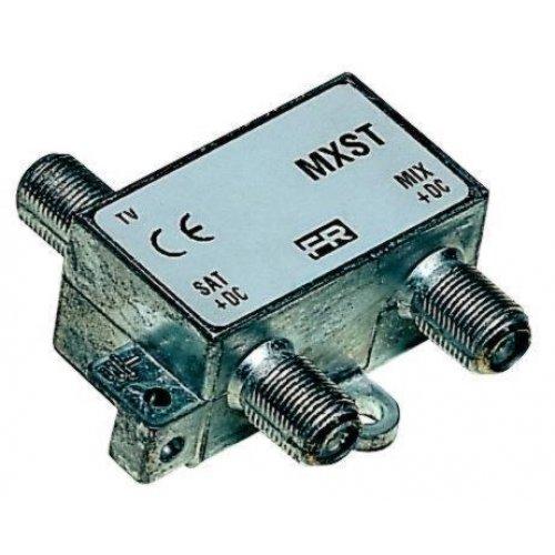 Μίκτης VHF+UHF/SAT DC PAS0303011 Fracarro