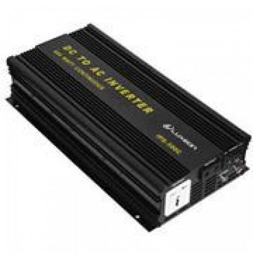 Inverter+φορτιστής 12V-230V 300W(500VA) IPS-500C Vmark Τροποποιημένο Ημίτονο